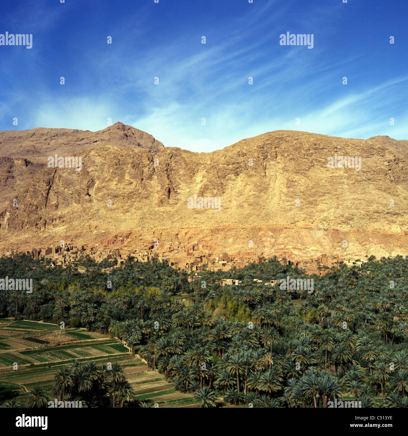 Morocco, Atlas Mountains - Stock Image