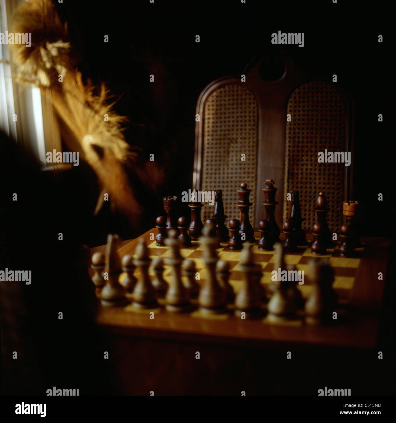Chessboard - Stock Image