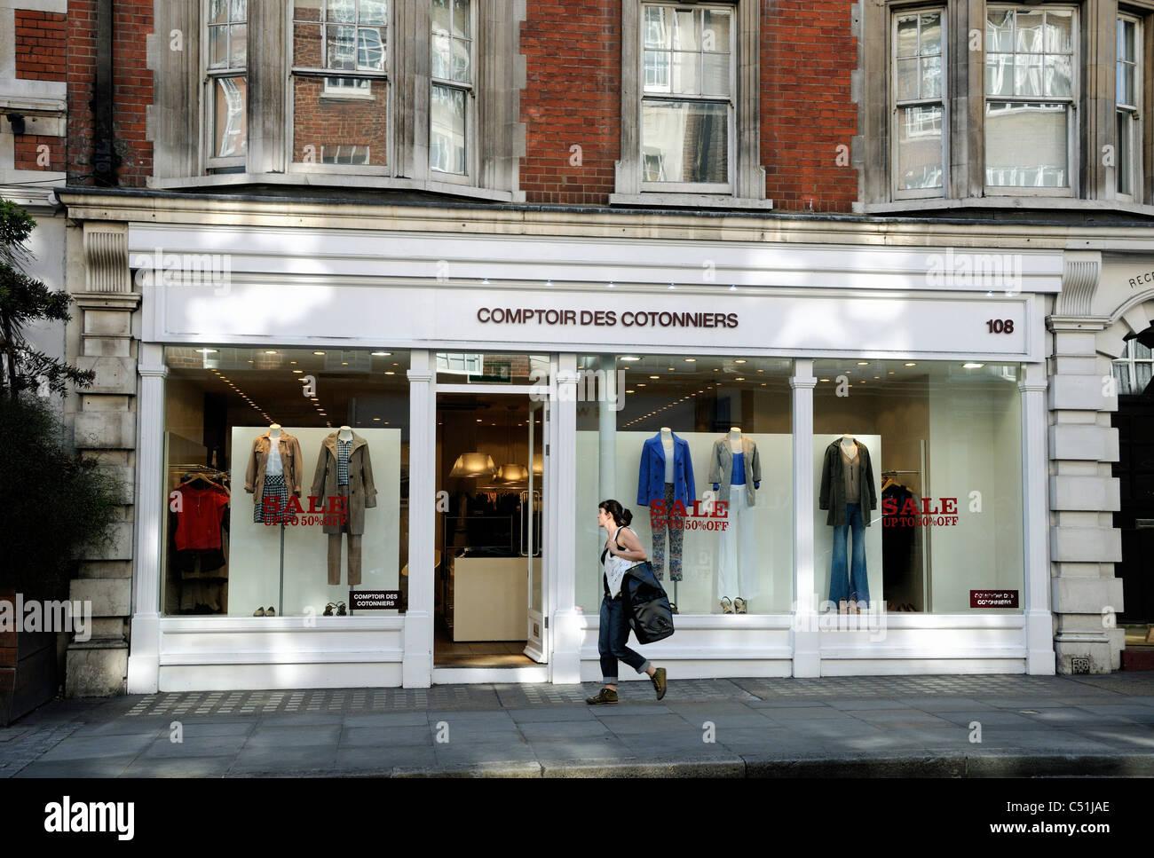 Comptoir Des Cotonniers Stock Photos Comptoir Des Cotonniers Stock