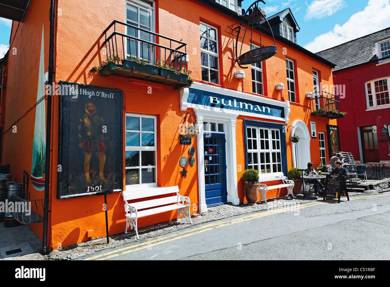 Island Pub Ireland High Resolution Stock Photography And Images Alamy