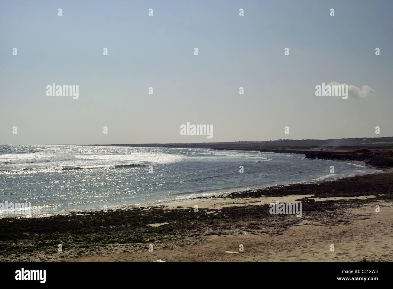 Bay at AMISOM base camp, Mogadishu Somalia - Stock Image
