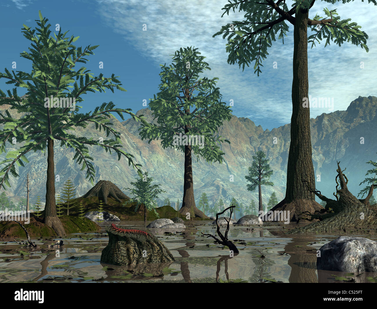 The Devonian period of the Paleozoic era: characteristics, major events, animals and plants 15