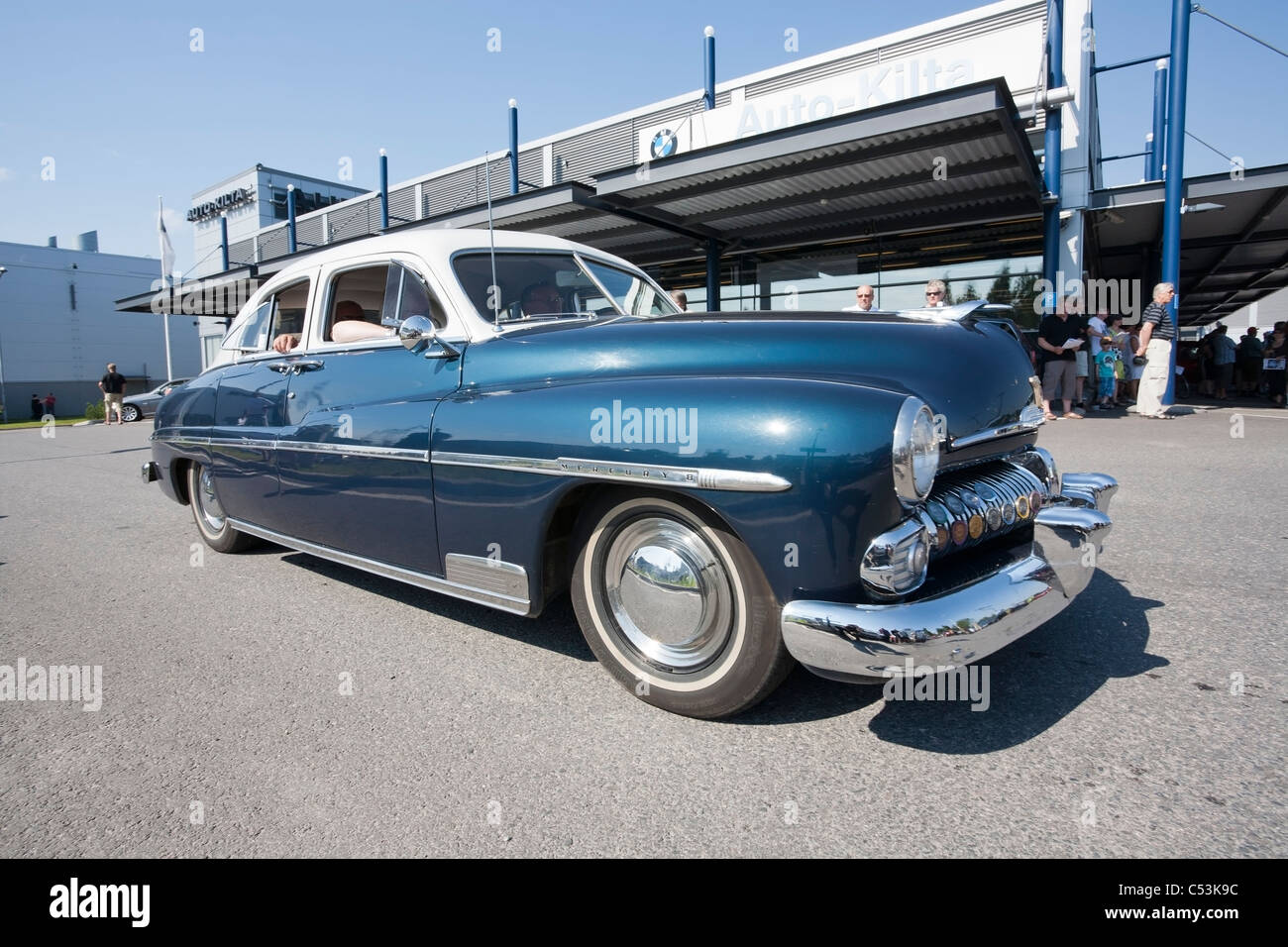 1950 Mercury Stock Photos Images Alamy 1941 4 Door Sedan V8 Sport Image