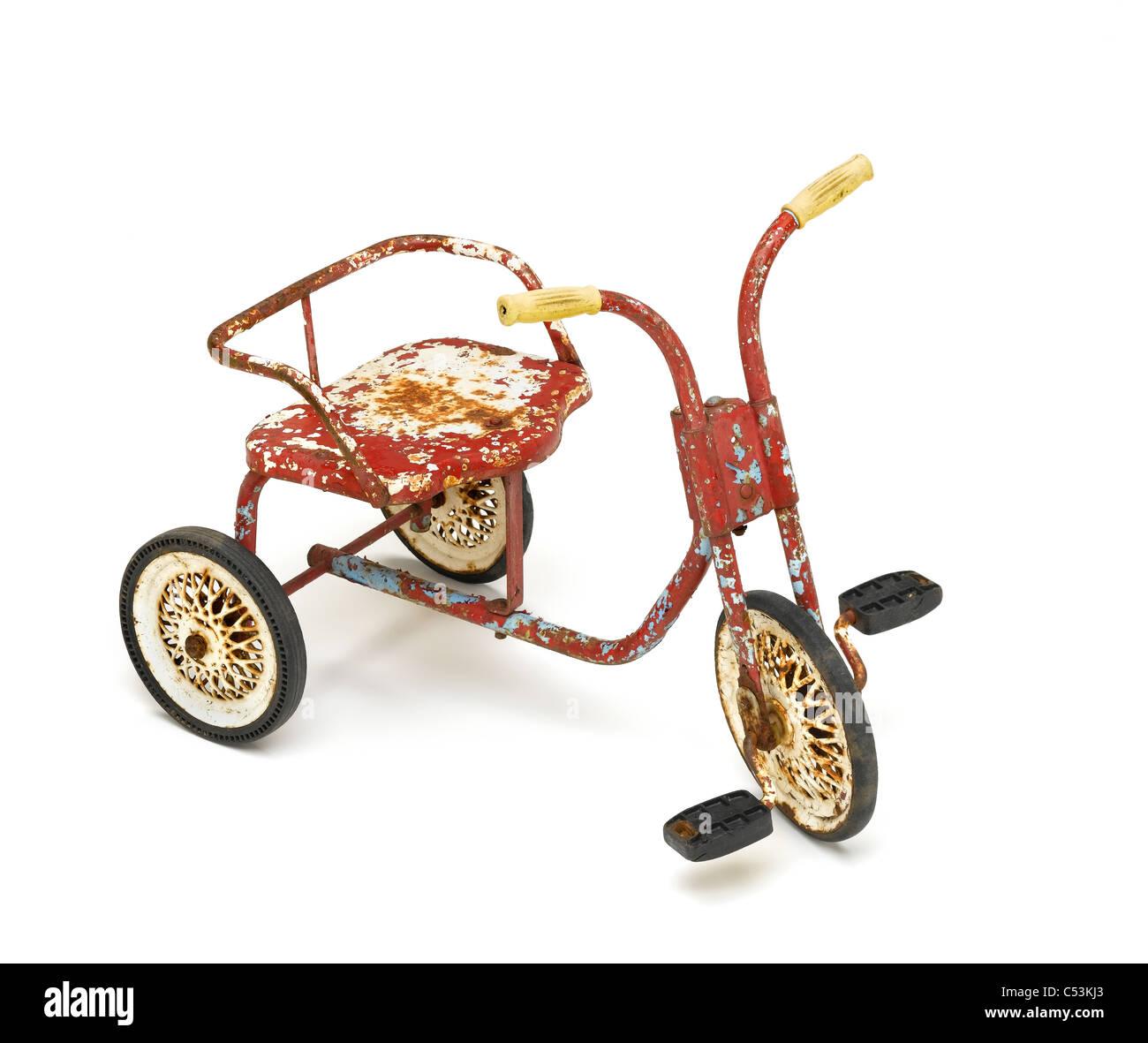Tricycle Stock Photo Alamy