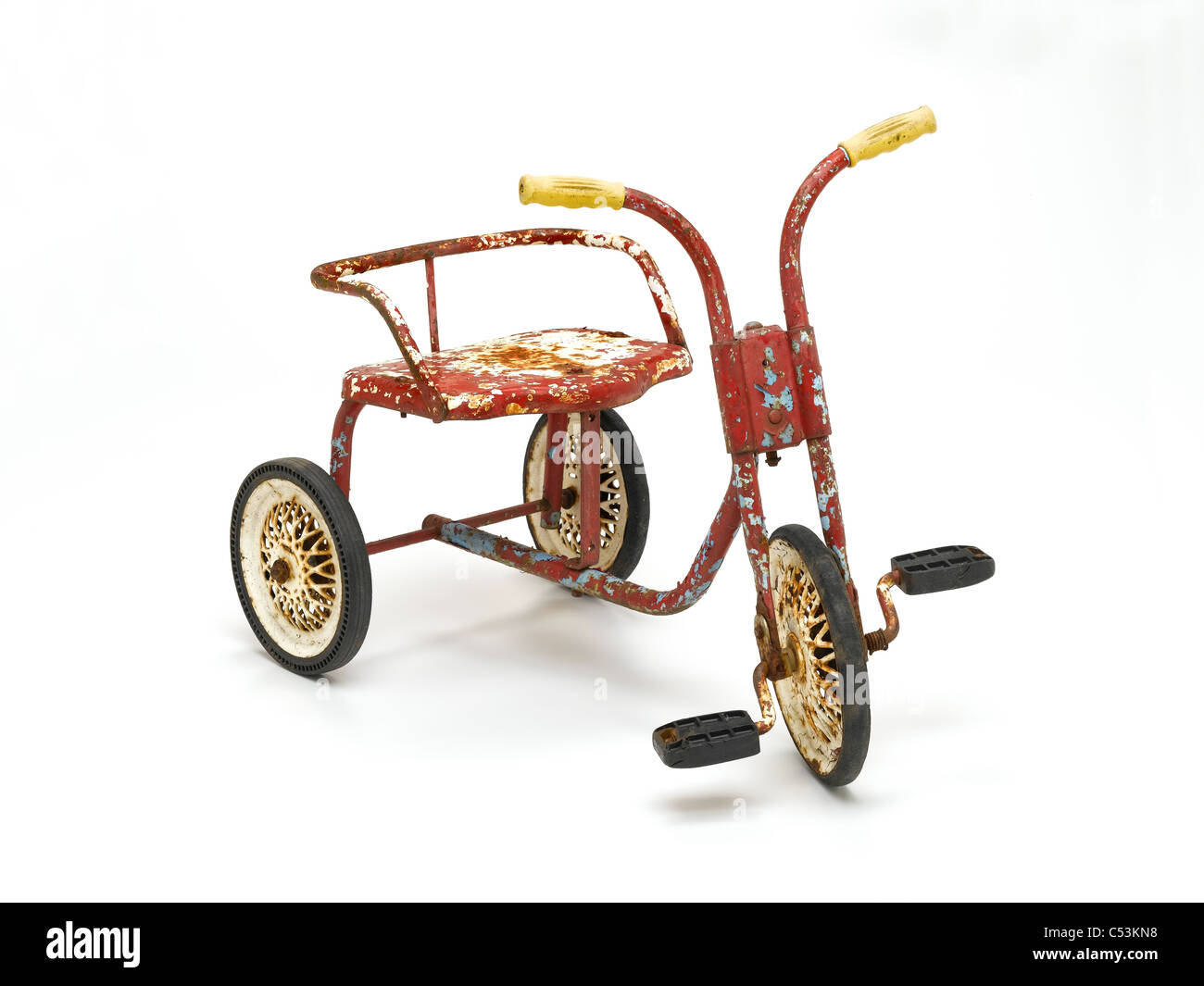 tricycle - Stock Image