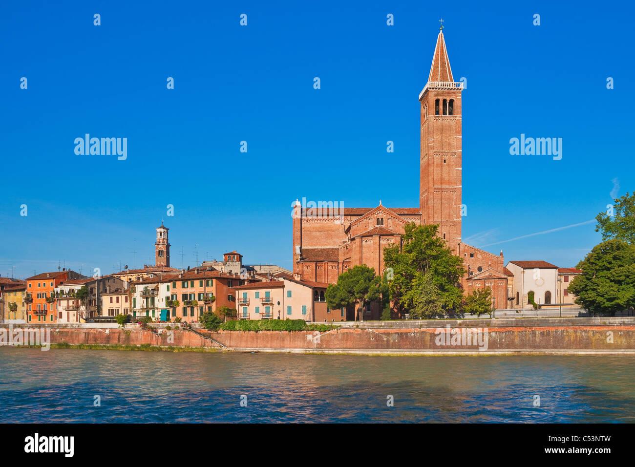 Verona, Italien | Verona, Italy Stock Photo