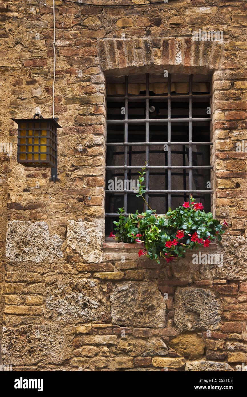 Toskana, Italien   Tuscany, Italy - Stock Image