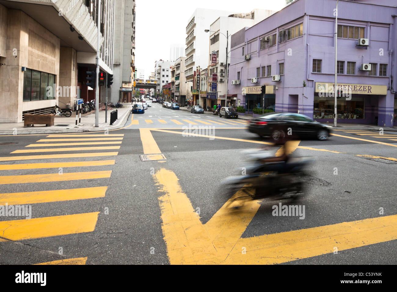 Kuala Lumpur Malaysia Zebra Crossing High Resolution Stock Photography And Images Alamy