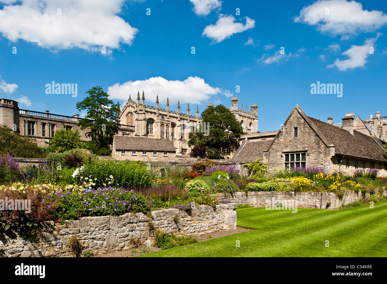 Christ Church, Oxford, Oxfordshire, United Kingdom - Stock Image