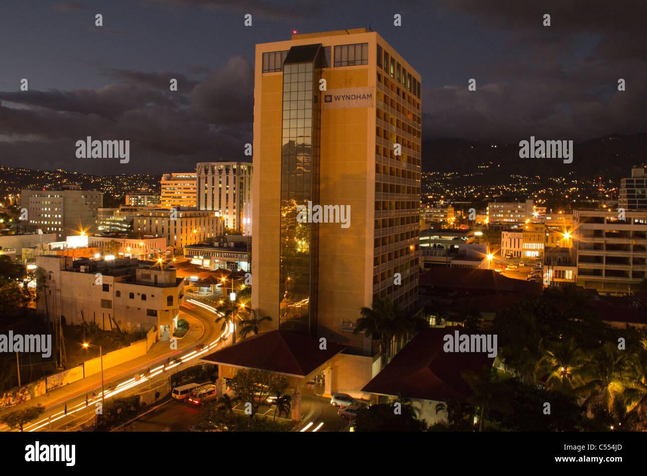 Kingston Jamaica Street Stock Photos & Kingston Jamaica Street Stock ...