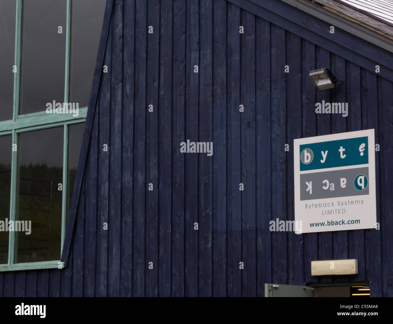 Byte Back HQ - Stock Image