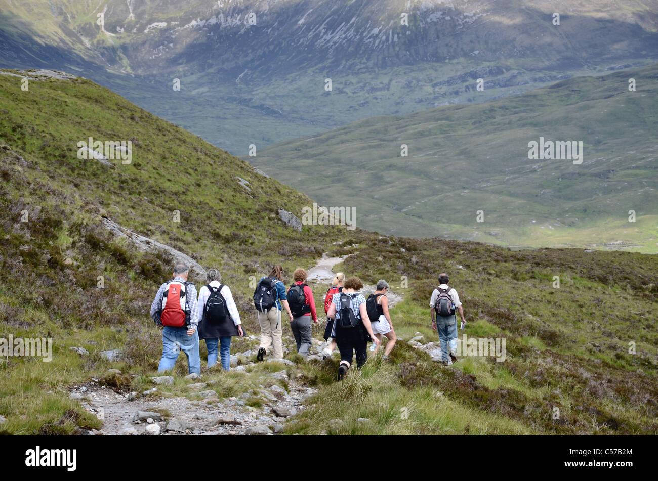 West Highland Way Round