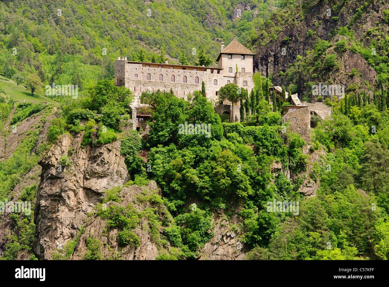 Castel Vanga 04 - Stock Image