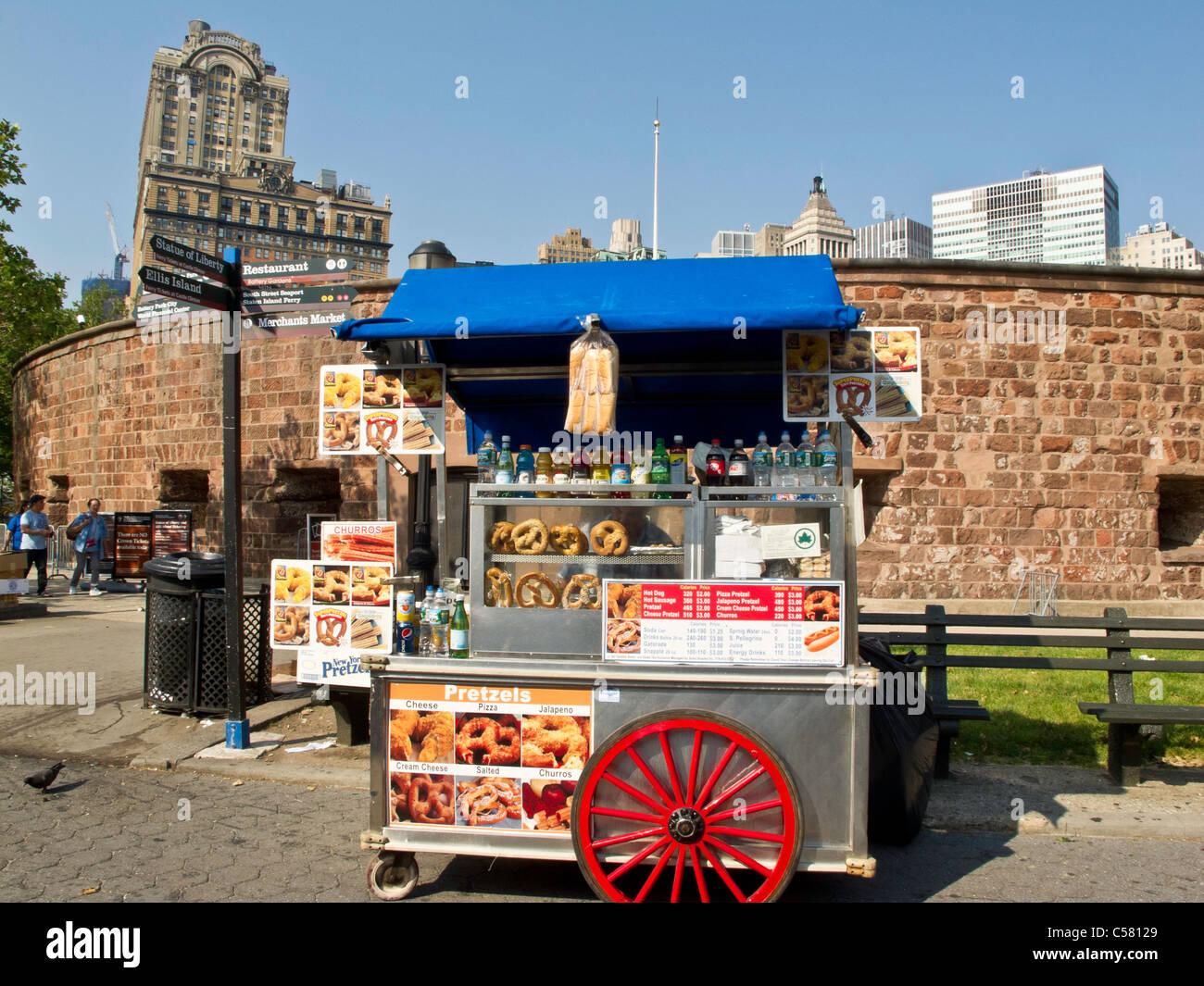 Best Food Carts Nyc Midtown