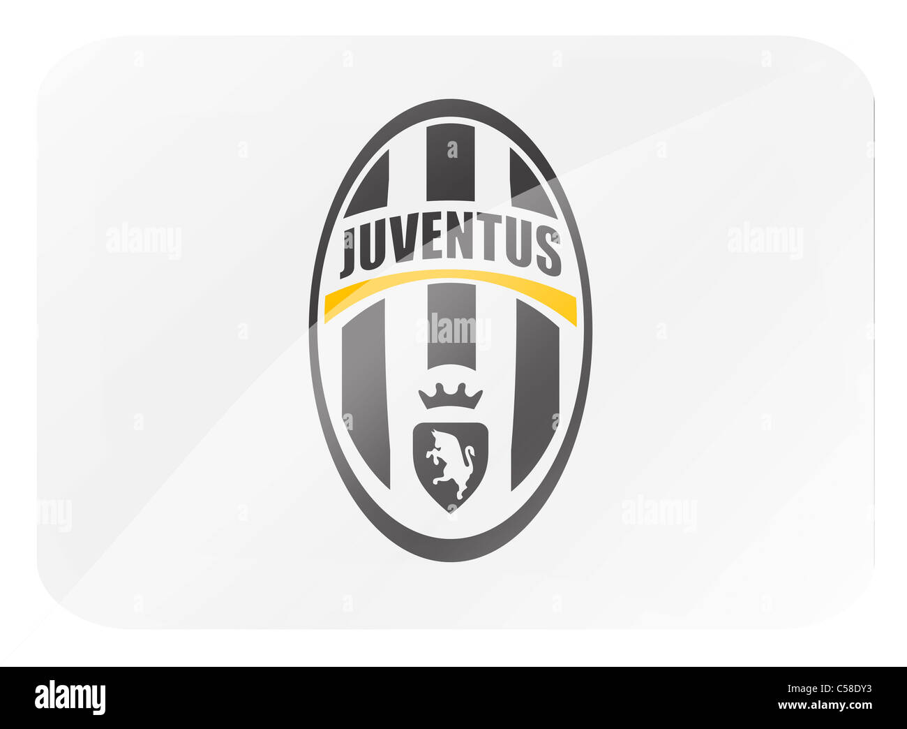 Juventus Fc Logo Emblem Symbol High Resolution Stock Photography And Images Alamy