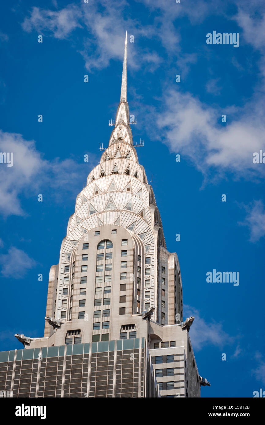 Chrysler building, New York - Stock Image
