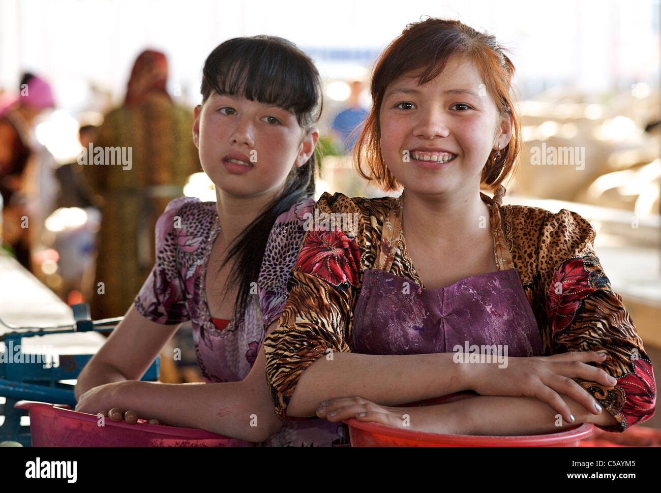 Samarkand girls