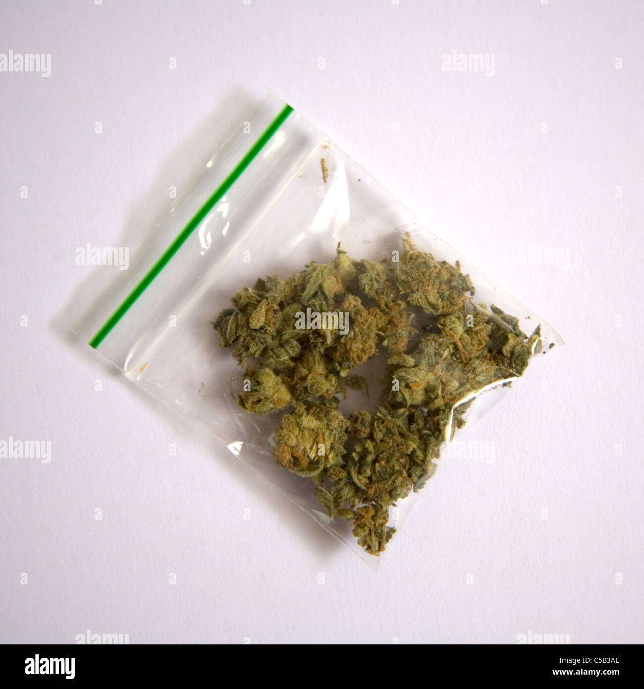 Eighth Of Weed: Weed Bag Stock Photos & Weed Bag Stock Images