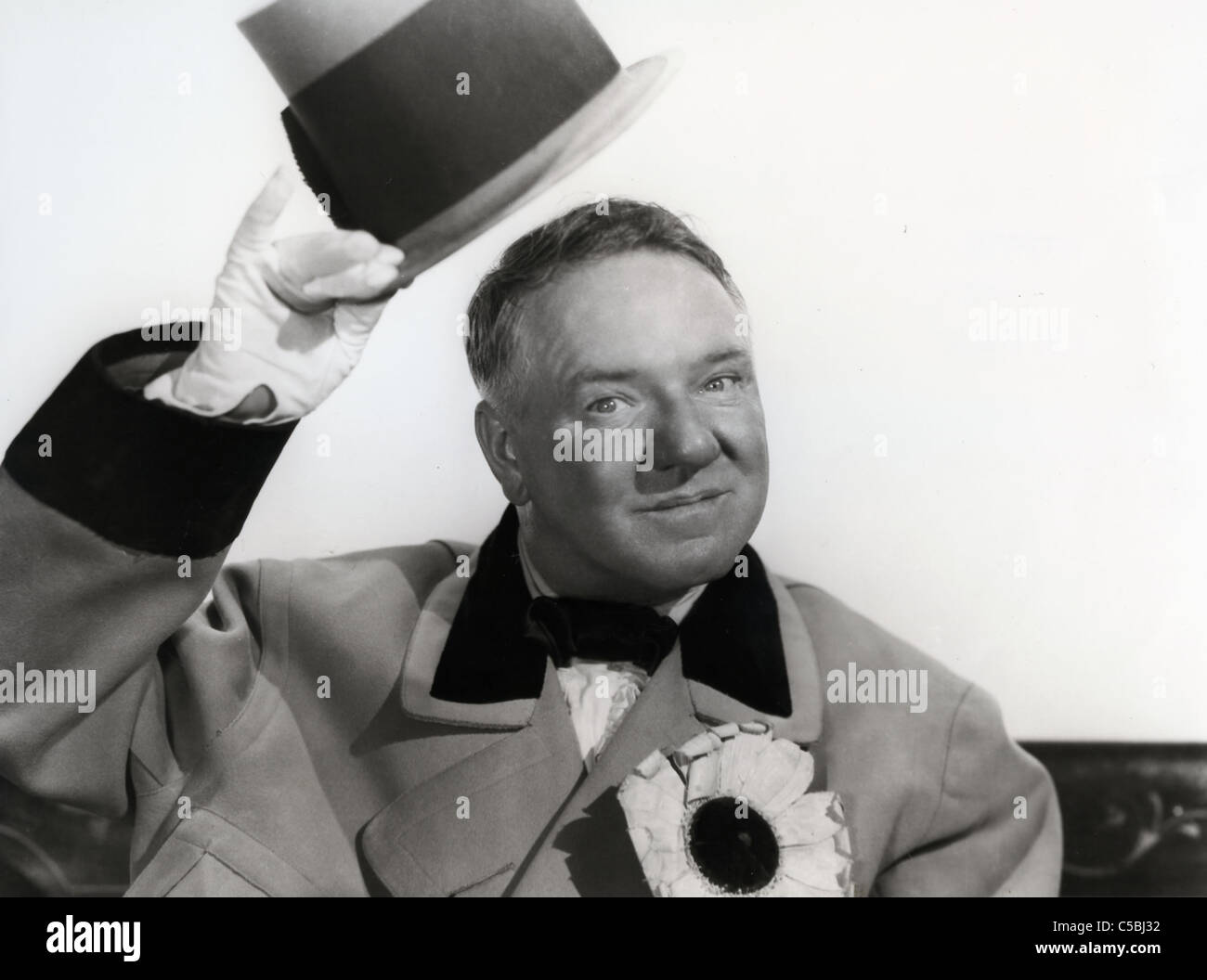 OLD FASHIONED WAY (1934) W.C FIELDS WILLIAM BEAUDINE (DIR) 004 MOVIESTORE COLLECTION LTD - Stock Image