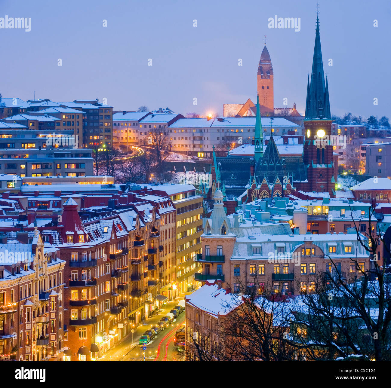 Christmas Shopping In Germany