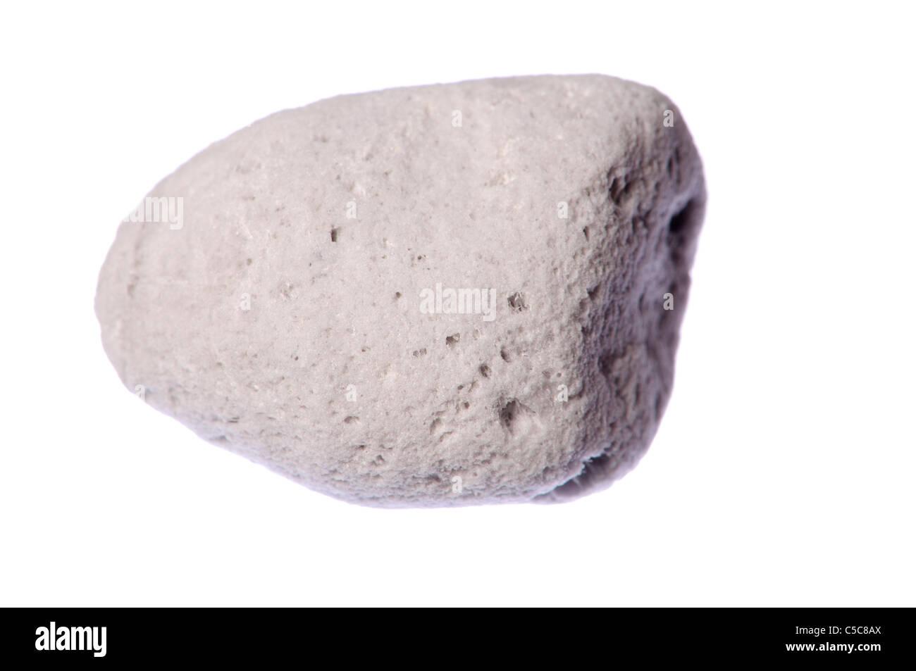 Pumice (Turkey) Porous volcanic glass - Stock Image