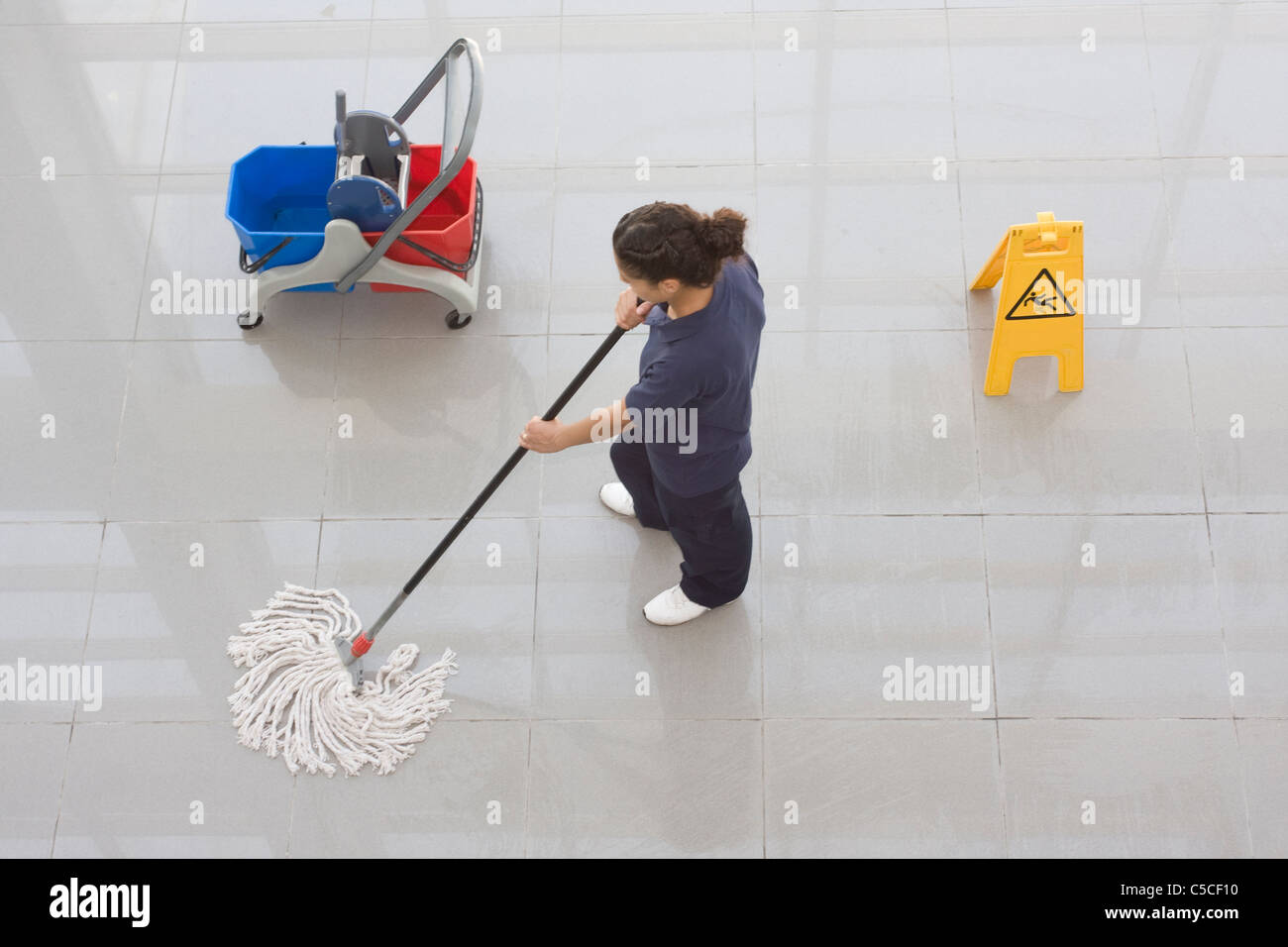 cleaning - Stock Image
