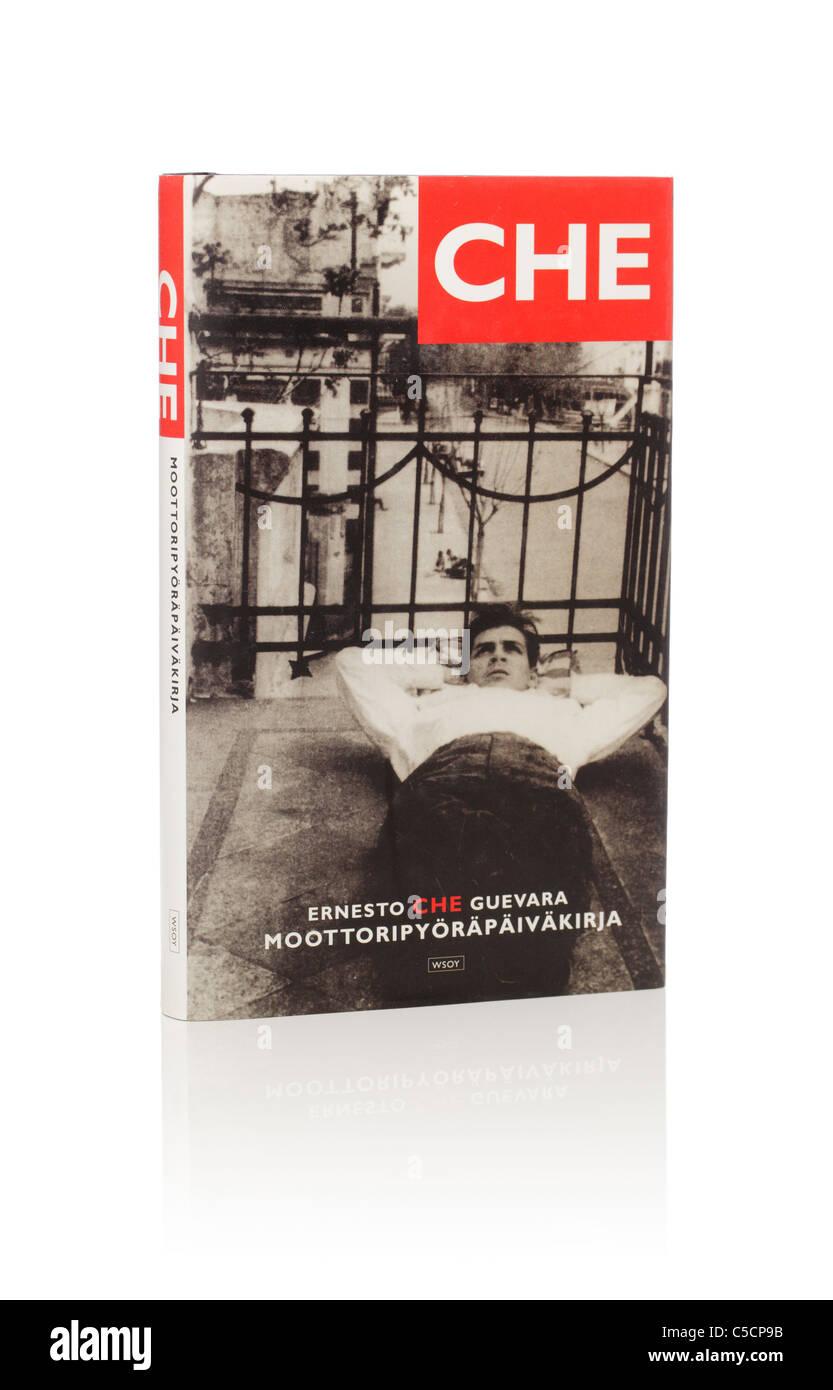 Ernesto 'Che' Guevara's 'Motorcycle diaries'. - Stock Image
