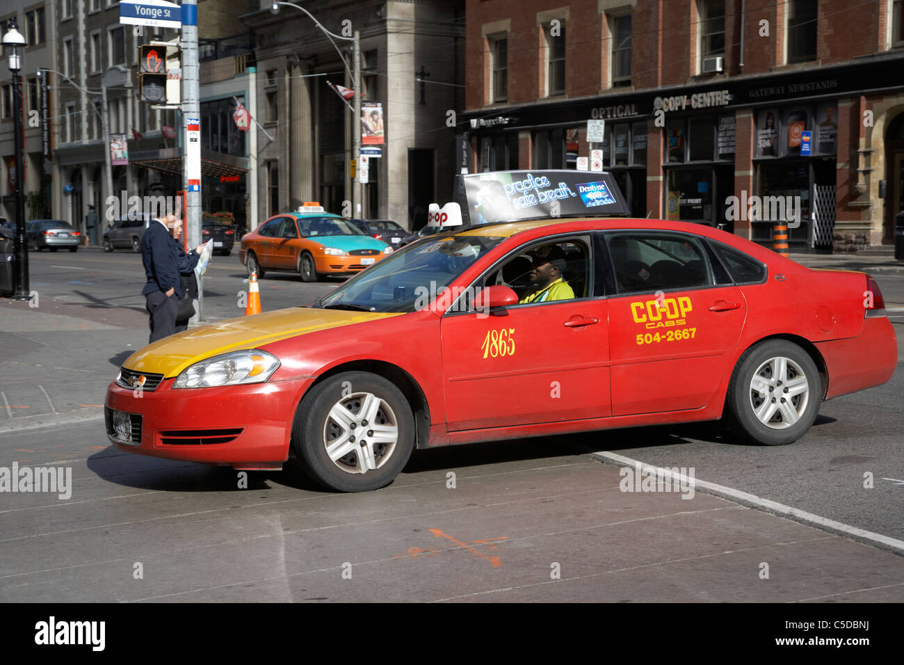 Co op city cab