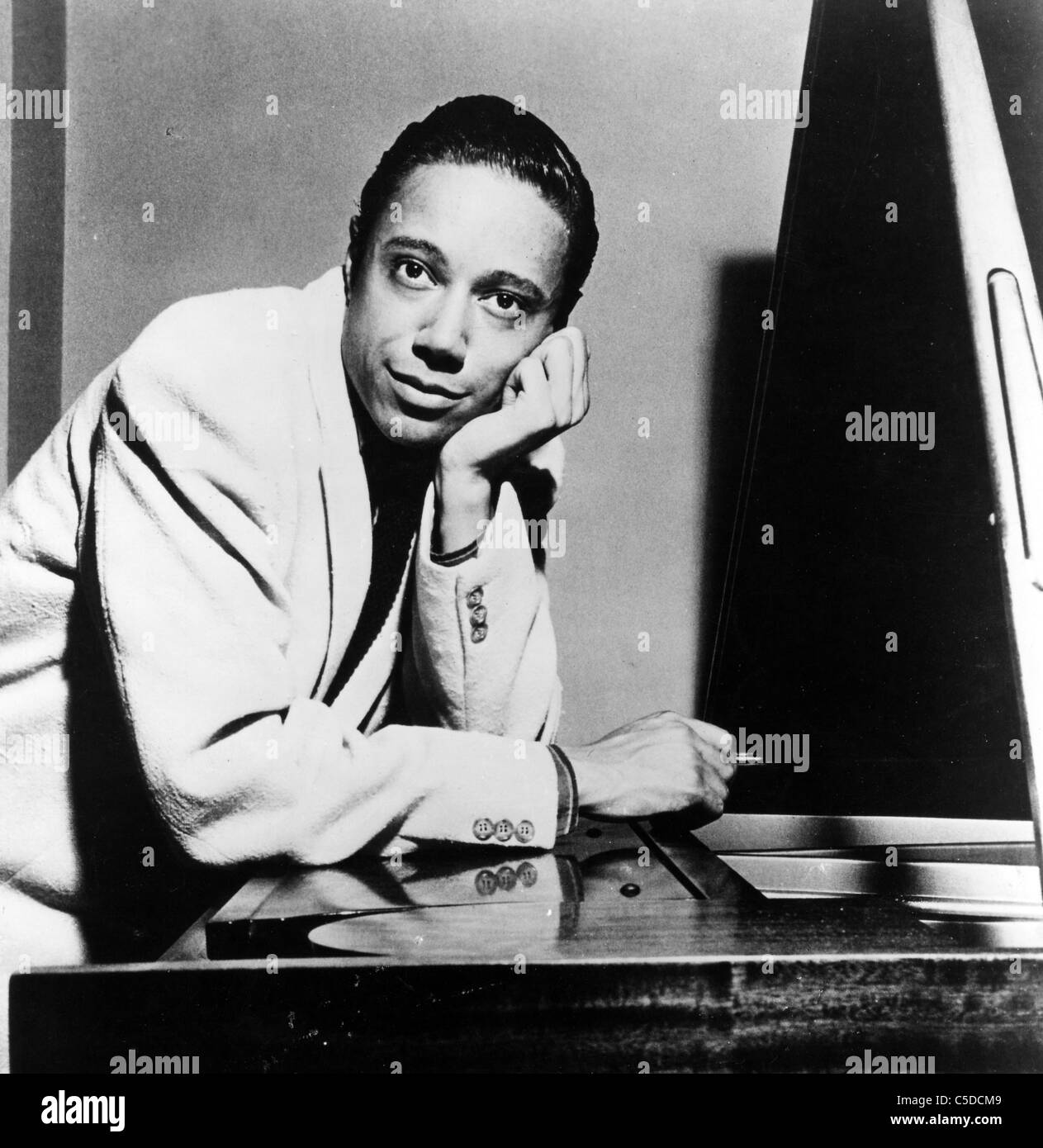 HORACE SILVER US jazz pianist and composer - Stock Image