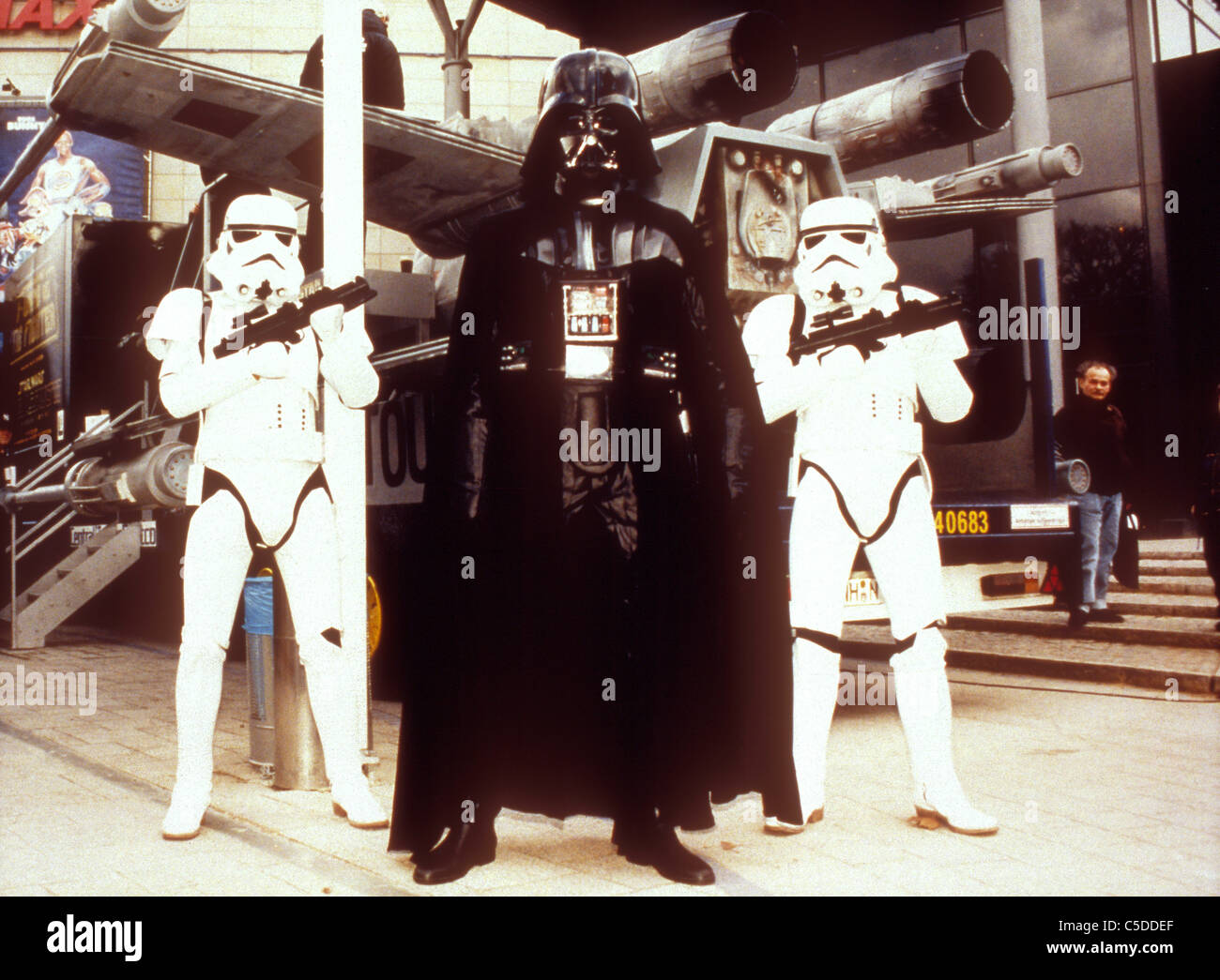Star Wars Episode Iv A New Hope High Resolution Stock Photography And Images Alamy