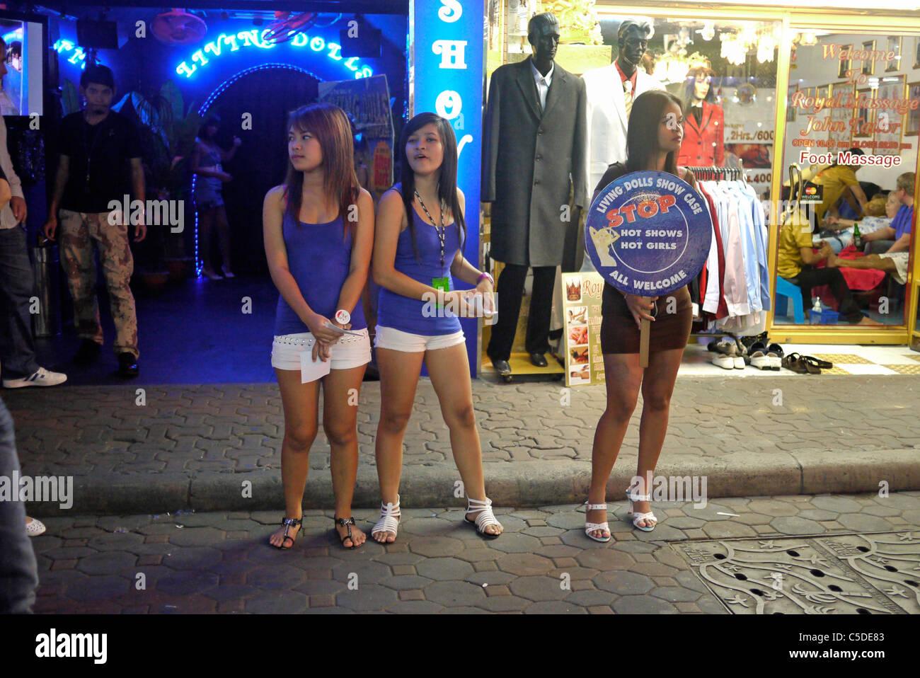 Model Hooker in Chon Buri
