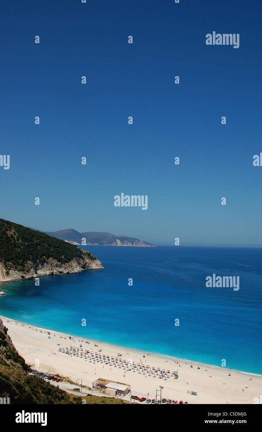 Mrytos Beach - Stock Image