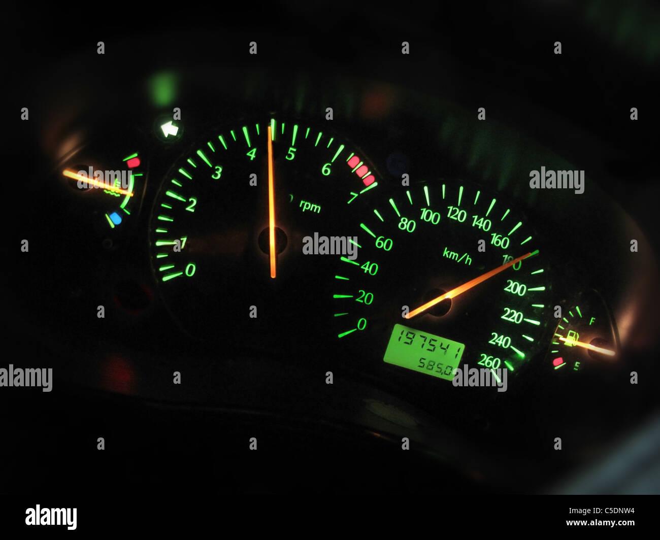 Speedometer Stock Photos Speedometer Stock Images Alamy