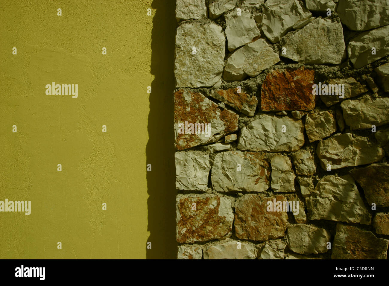 Cement Render Wall Stock Photos & Cement Render Wall Stock Images ...