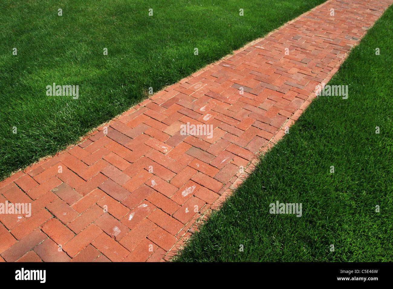 Herringbone Brick Pattern Stock Photos Amp Herringbone Brick
