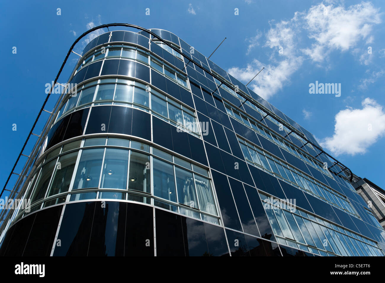 The Daily Express Building on Fleet Street, London, UK - Stock Image