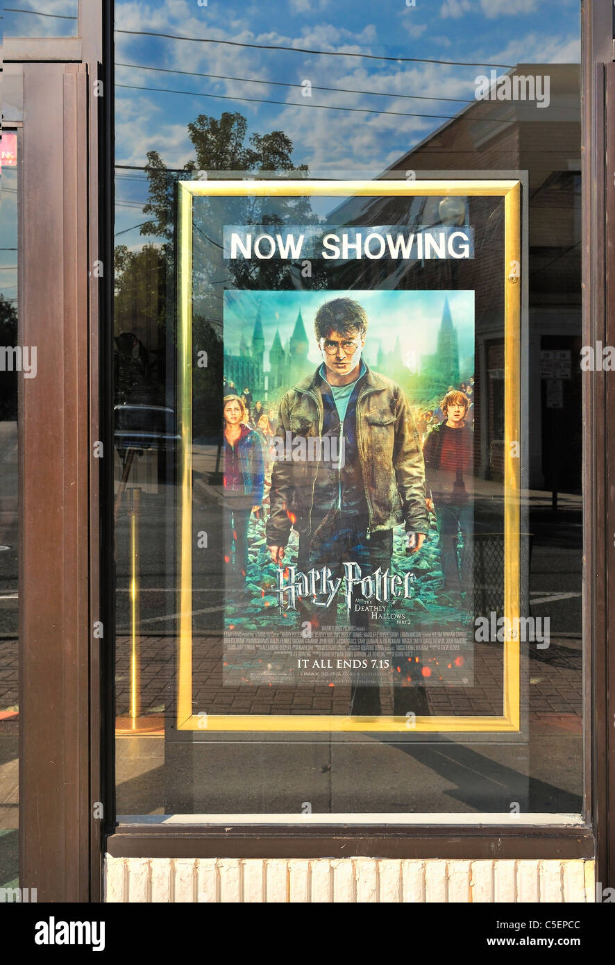 quotharry potter and the deathly hallows part 2quot movie poster