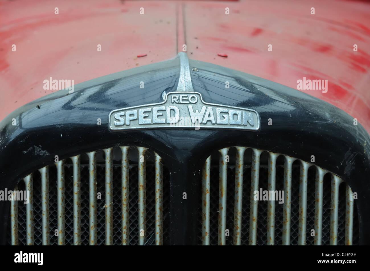 Reo Automobile Stock Photos & Reo Automobile Stock Images - Alamy
