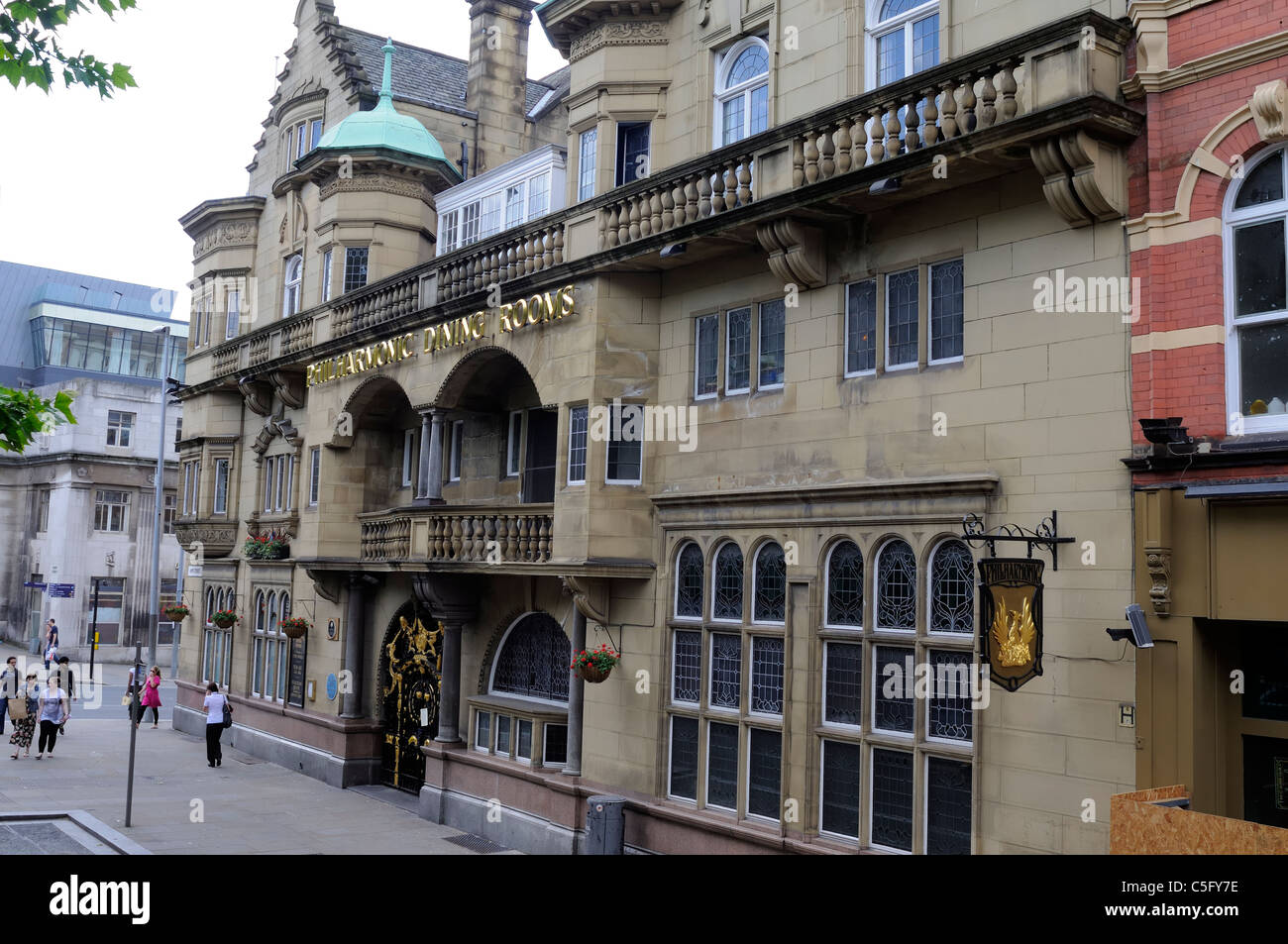 The Philharmonic Dining Rooms (the Philharmonic Pub), In ...