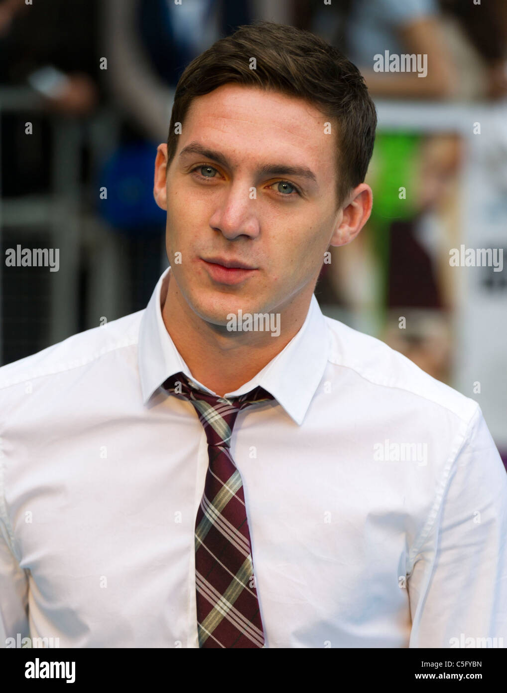 Kirk Norcross attends the UK premiere of 'Horrible Bosses' at BFI Southbank on July 20, 2011 in London, - Stock Image