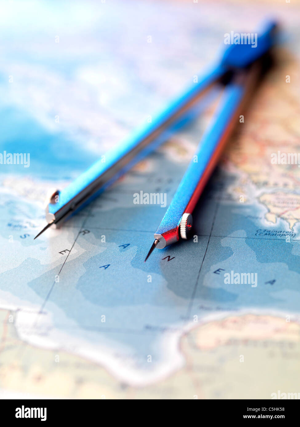 Navigation - Stock Image