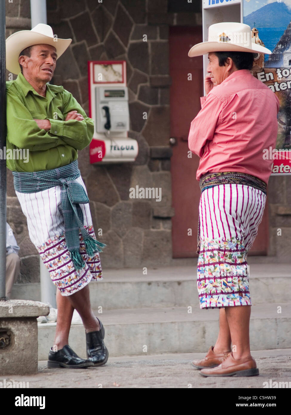 Guatemalan Fashion Shopping