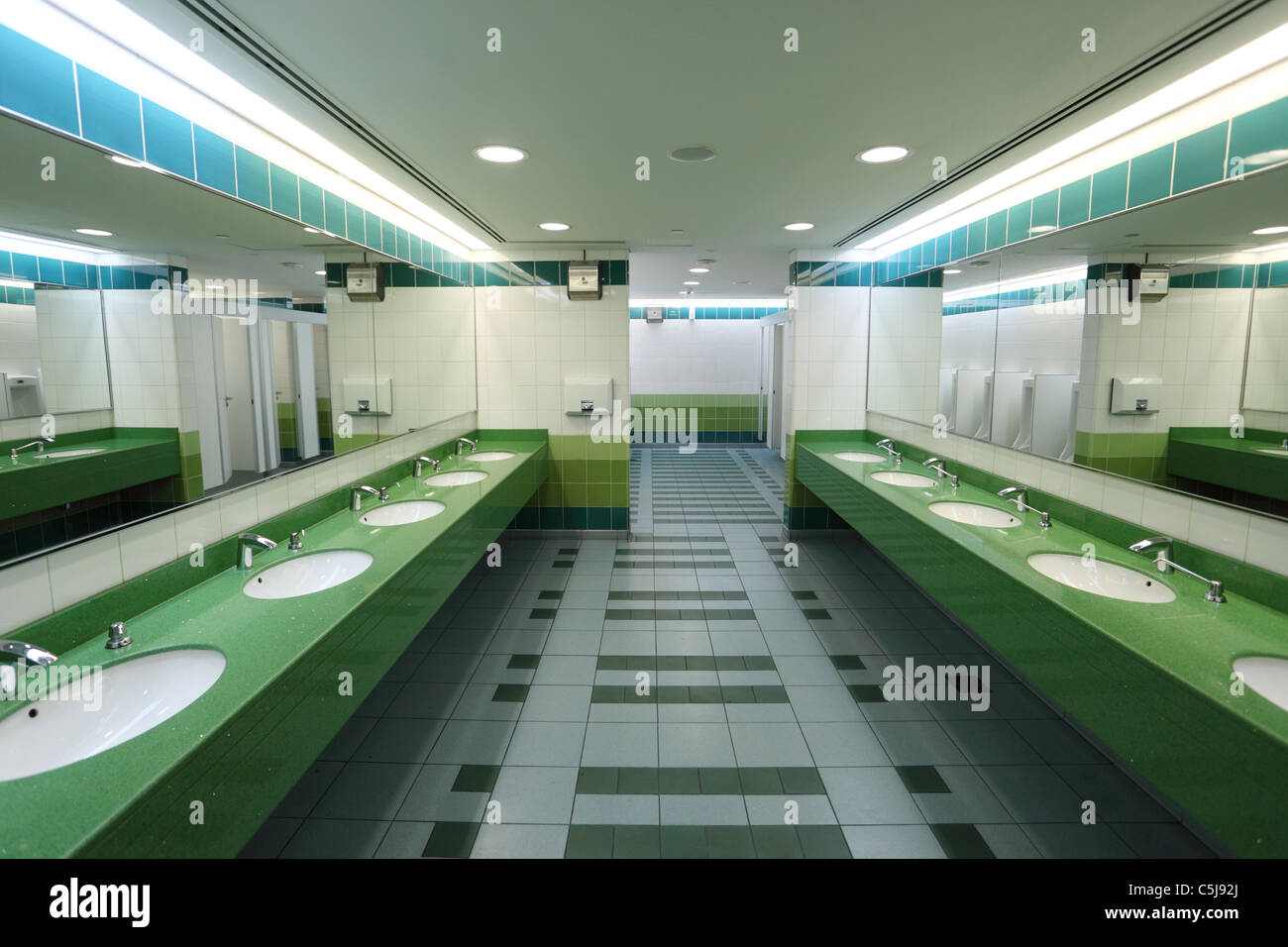 public bathroom design interior of a modern restroom stock photo royalty 14649