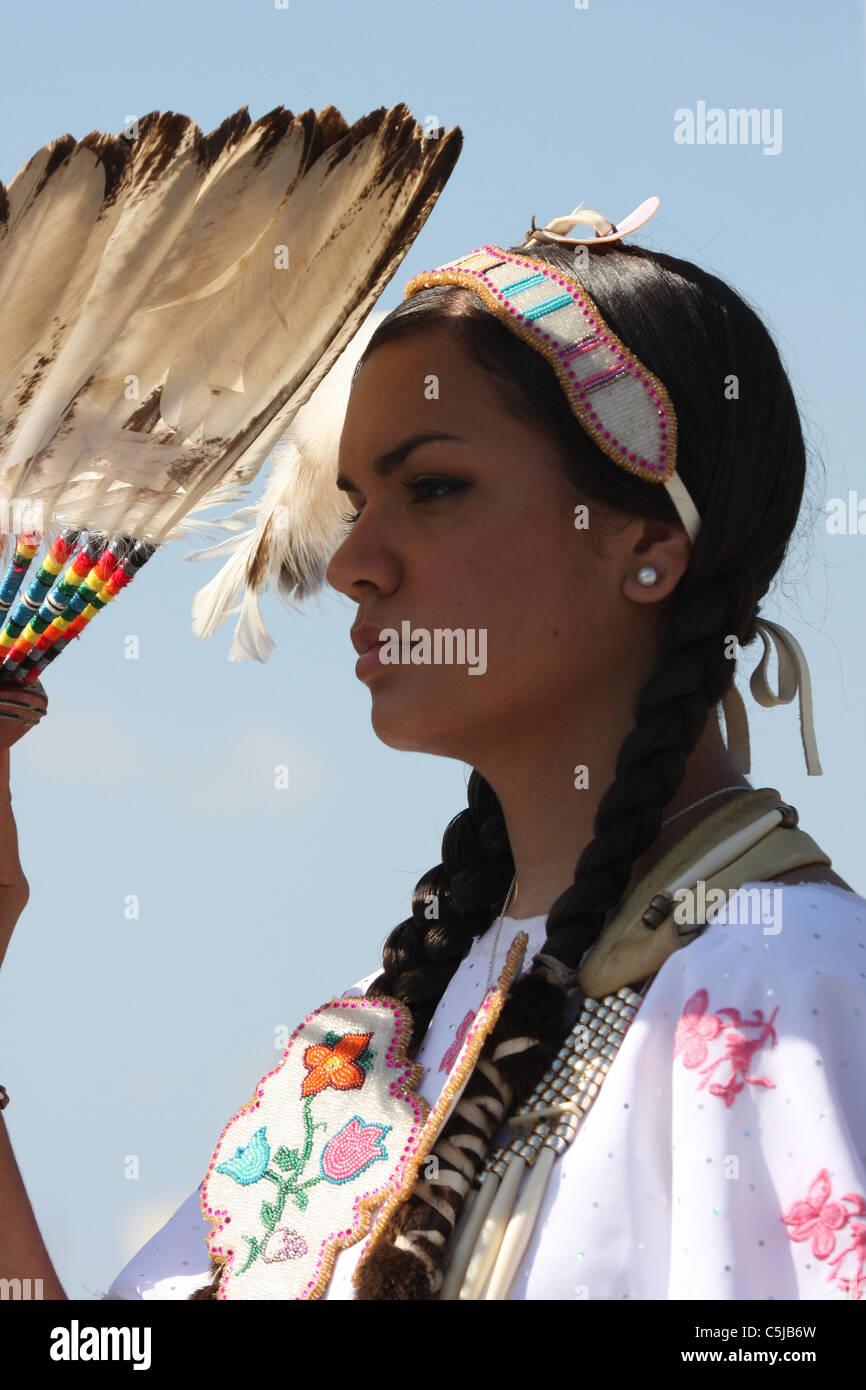 native american women photography