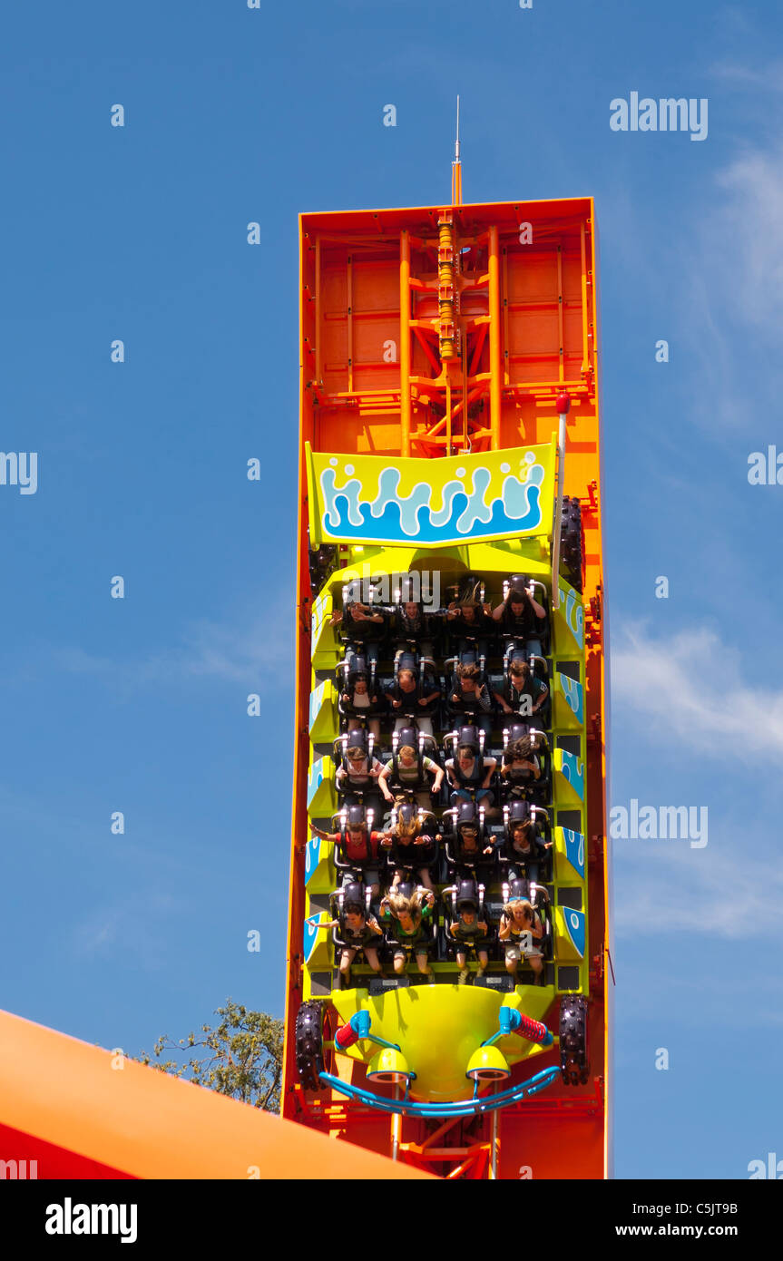 The Rc Racer Ride In Toy Story Playland At The Walt Disney Studios
