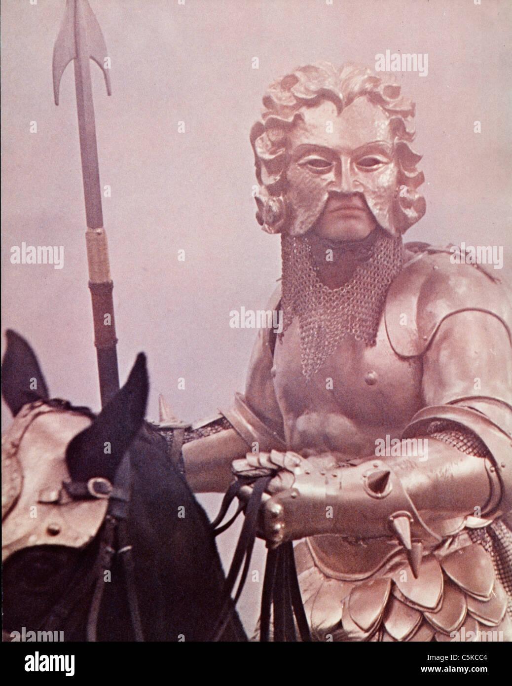 Excalibur  Year: 1981 - USA Director :John Boorman - Stock Image