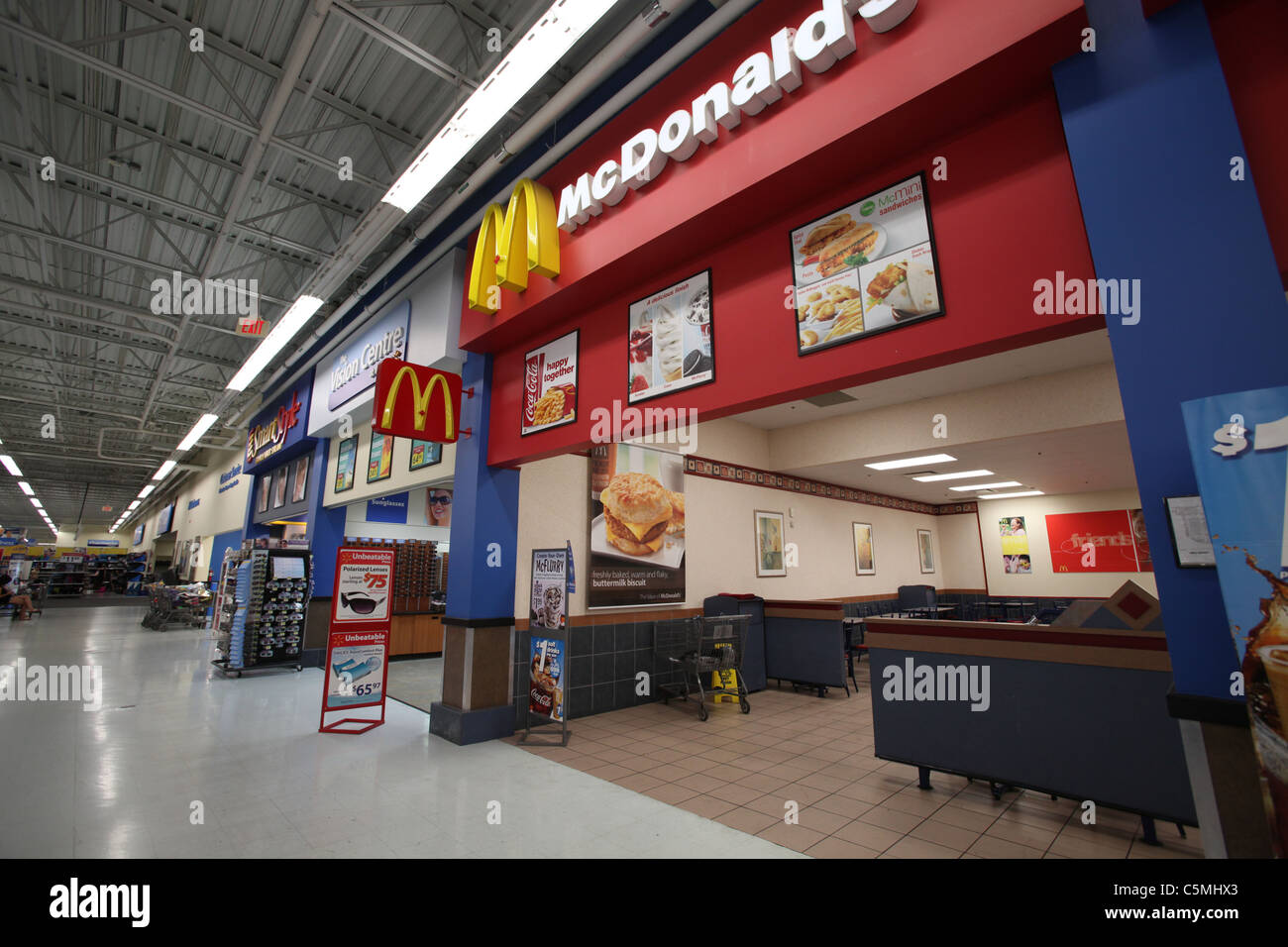 Walmart Kitchener Fairview Park Mall Store