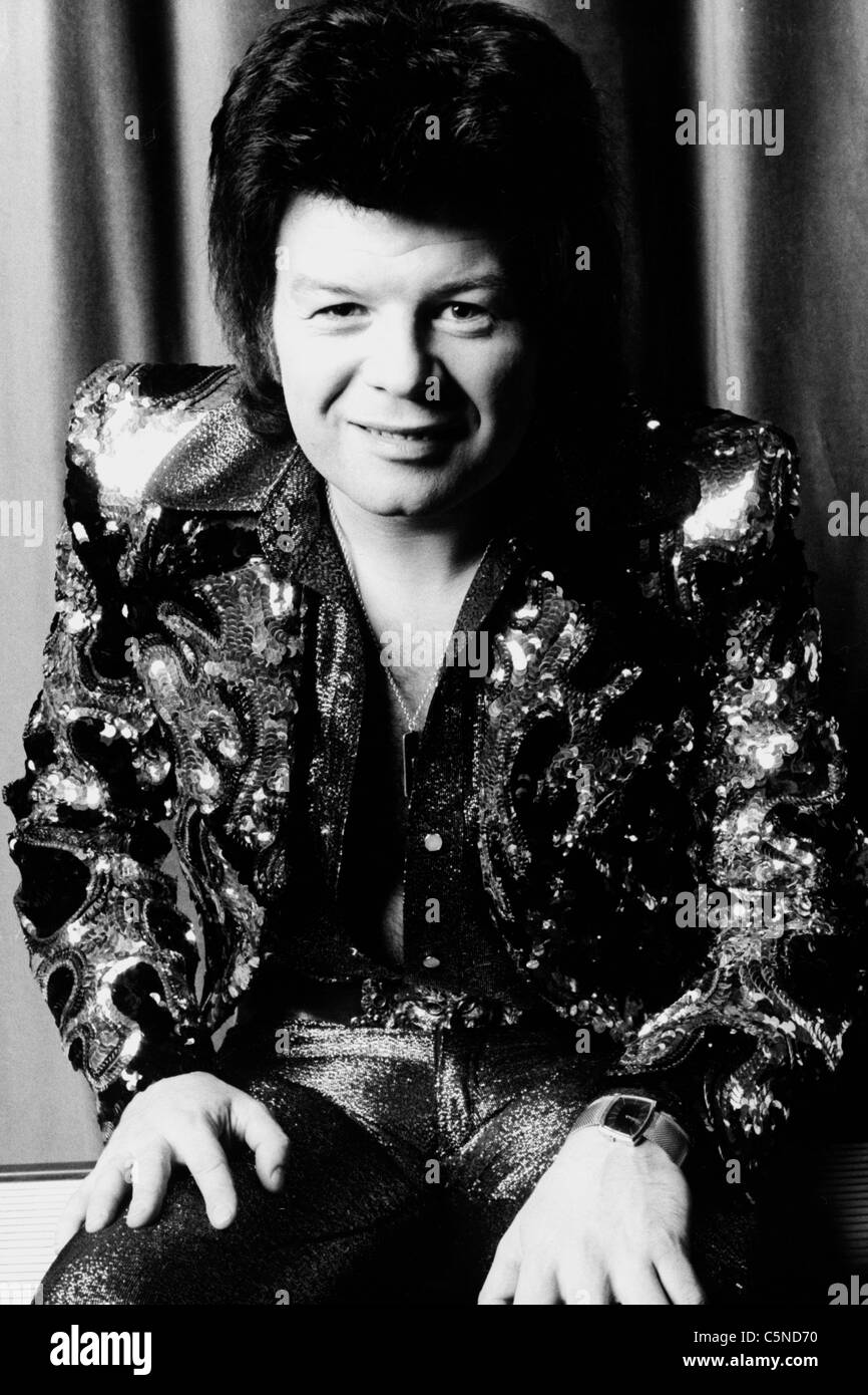 gary glitter, 1971 - Stock Image