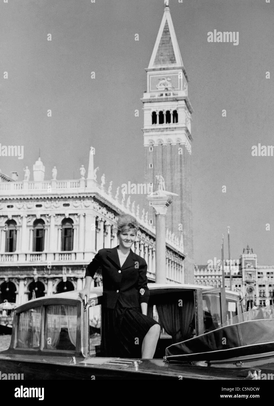 claudia mori, 1960 - Stock Image