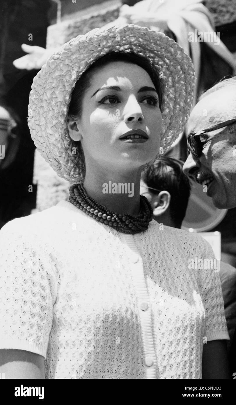 elsa martinelli, 1960 - Stock Image